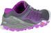 Merrell All Out Terra Light Hardloopschoenen grijs/violet